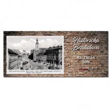 Historický stolový kalendár 2018 Bratislava