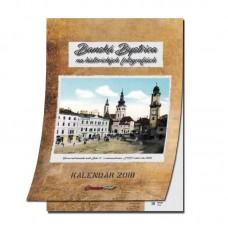 Historický nástenný kalendár 2018 Banská Bystrica